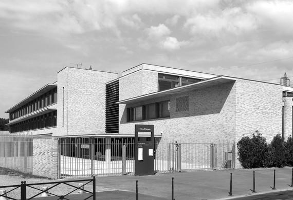 Lycée Michel Ange à Villeneuve-la-Garenne