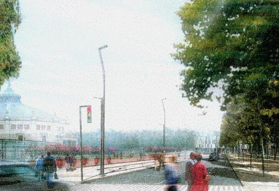 Aménagement des boulevards à Amiens