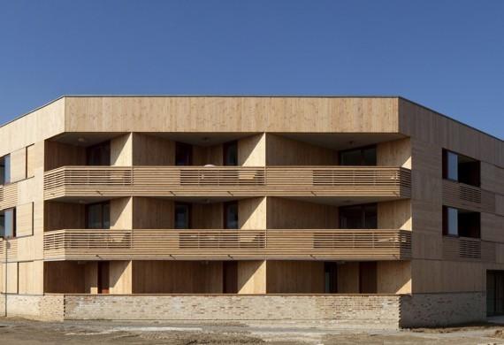 60 logements sociaux BBC à Chanteloup-en-Brie