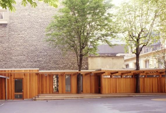 Ecole élémentaire Rue Hamelin à Paris