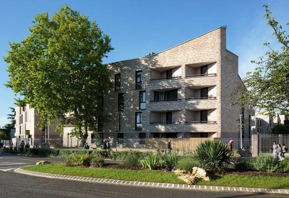 67 logements à Neuilly-sur-Marne