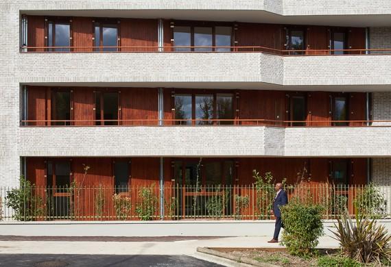 Logements sociaux à Ville d'Avray